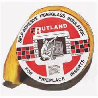 Rutland Fiberglass Fireplace Insert Seal