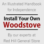 How To Install Woodstove Pipe